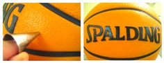 Sport Cakes :Basketball by: Eat Cake Be Merry Frosting Techniques, Frosting Tips, Cake Decorating Techniques, Cake Decorating Tutorials, Decorating Cakes, Cake Decorations, Decorating Ideas, Sport Cakes, Sculpted Cakes