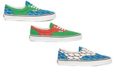 Kenzo x Vans, $125, available mid-May at Opening Ceremony via Elle #fashion #style