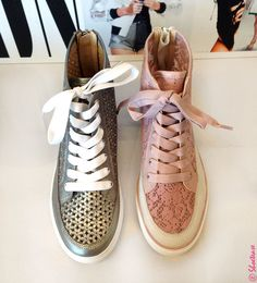 spring 2015 shoe trends - perforated sneakers | Nine West Canada