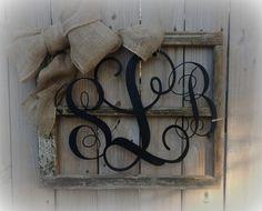 20 Wooden Monogram Monogram Wall Hanging Monogram by UnCorkdArt Monogram Wall Letters, Monogram Wall Hangings, Wooden Monogram, Letter Wall, Monogram Initials, 3 Letter, Wooden Letters, Wall Hanger, Door Hangers
