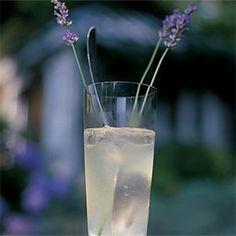 Lavender Lemonade | CookingLight.com