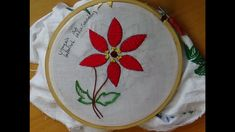 Hand Embroidery Designs # 171 - buttonhole stitch(variation) design