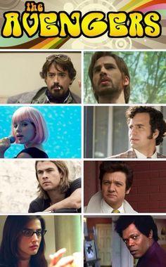 The 70s Avengers