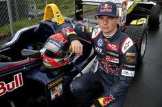Max Verstappen, pilote de F3 hollandais, remplacera le français Jean-Eric Vergne chez Toro Rosso en 2015