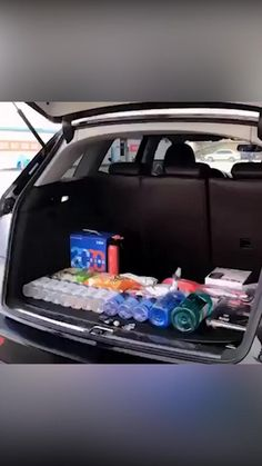 Cool Gadgets To Buy, Car Gadgets, Home Gadgets, Gadgets And Gizmos, Car Cleaning Hacks, Car Hacks, Camping Hacks, Trunk Organization, Cool Things To Buy