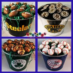 Used Basketball Court Flooring For Sale Code: 8087426449 Basketball Cake Pops, Football Cake Pops, Basketball Court, Basketball Party, Basketball Socks, Custom Cupcakes, Fun Cupcakes, Cupcake Cakes, Baseball Desserts