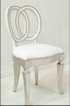 make-up chair for bathroom - Swarvoski