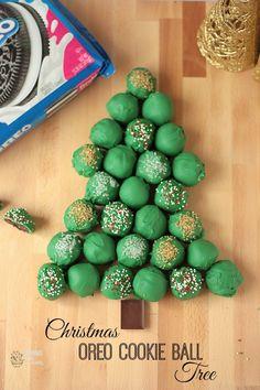 Christmas Oreo Cooki