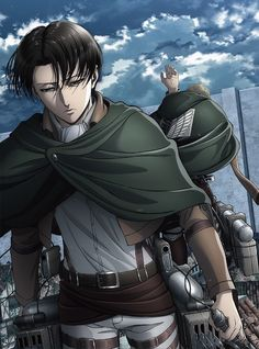 Shingeki No Kyojin / Attack On Titan News Attack On Titan Series, Attack On Titan Season, Attack On Titan Anime, Levi And Erwin, Levi X Eren, Armin, Mikasa, Levi Ackerman, Ereri