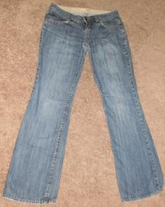 $9.99 on Yardsellr Women's Vans Jeans Size 5 (brand name women's clothes