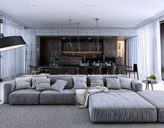 "Check out new work on my @Behance portfolio: ""White Interior Design"" http://be.net/gallery/49421279/White-Interior-Design"