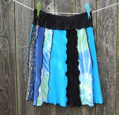 Image result for upcycled t skirts
