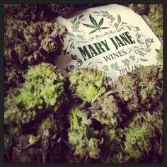 Wine Infused With Marijuana