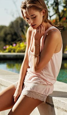 New Spring 15 collection @womensecret  #Spring #lingerie #loungewear #sleepwear #pink #CCElSaler