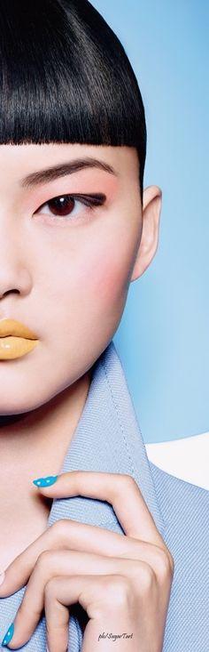 He Cong Dior Magazine