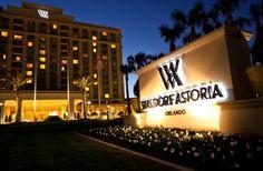 Waldorf Astoria Orlando exterior