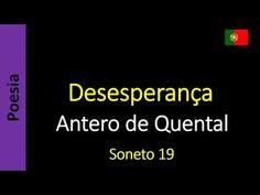 Antero de Quental - 19 - Desesperança