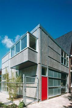 Chauffeur's house // Design: Rietveld 1928