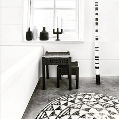 Still our favourite bath mat of ALL TIME! We have one size 120cm left in stock......hurry (trust us). #electriceyes