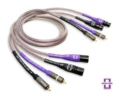 Analysis Plus Silver Oval-In Interconnects Pair RCA 2 Meter by Analysis Plus. $1365.00. These interconnects are a perfect complement to either our Silver Oval or Big Silver Oval speaker cables.  Constructed of the same material as the Silver Oval, braided into our patented hollow oval geometry, these interconnects are wrapped with an open braided shield for ultra quiet, noise free performance.  These interconnects maintain the high frequency components of your...