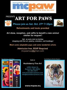 Mcpaw fundraiser and adoption event! October Be there Huckleberry, Fundraising, October 27, Treats, Fine Art, Adoption, Sweet Like Candy, Foster Care Adoption, Goodies