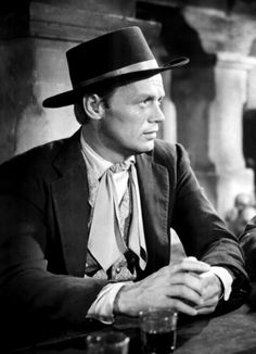 "Richard Widmark in ""Garden of Evil"""