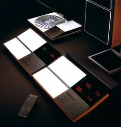 Beolab 6000 System Produced from : 1981 - Feb 1987 Designed by : Jacob Jensen