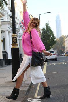 My latest London street style look now up on novalanalove.com
