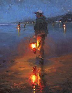 Mark Boyle ~ 'Pacific Beach'