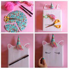 Pacco regalo unicorno: sai come farlo? Scoprilo sul blog!