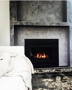 8 awesome contemporary living fireplaces and more images linear rh pinterest com