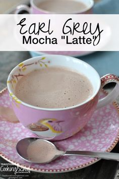 #mocha #latte made with #blacktea http://gnowfglins.com/2016/03/01/earl-grey-mocha-latte/