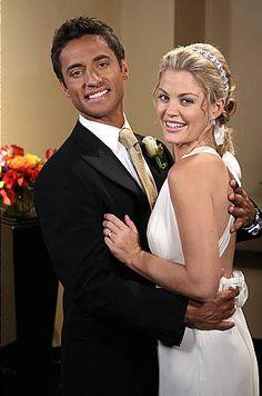 One Life To Live History | Jessica and Antonios Wedding Photo Album - One Life to Live