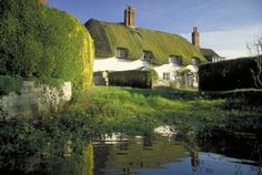 Hampshire cottage near Salibury England