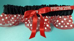 NEW Disney inspired garter! Prom Garters, Prom 2016, Disney Inspired, Wordpress, Accessories, Top, Crop Shirt, Shirts, Jewelry Accessories