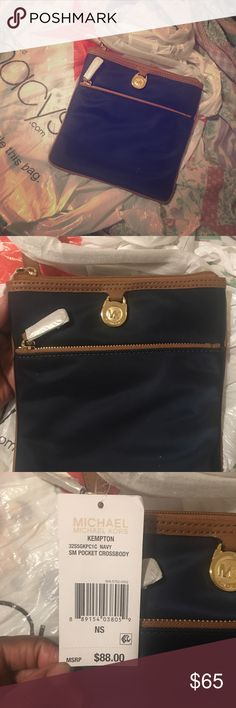 Michael Kors Kempton crossbody bag Brand new/never worn MICHAEL Michael Kors Bags Crossbody Bags