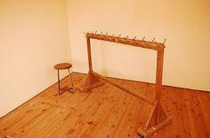 アンティーク枯れた木味帽子掛けハンガーフック3a37 インテリア 雑貨 家具 Antique wall hook ¥21000yen 〆05月12日