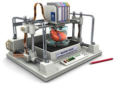 The first human stem cells - ExtremeTech 3d Printing News, 3d Printing Technology, Impression 3d, Futuristic Technology, Science And Technology, Medical Science, Science News, Social Science, Human Tissue