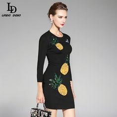 Women's Half Sleeve Vintage Floral Embroidered Black Lace Long Dress Tag a friend who would love this! www.skaclothes.co... #shop #beauty #Woman's fashion #Products