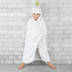 Puj® Premium Big Hug Fitted Toddler Towel