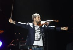 David Garrett. Mexico Nop 2014