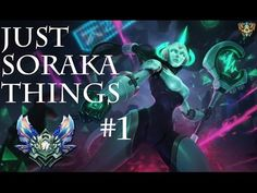 Just Soraka things https://www.youtube.com/watch?v=Tbr7C0SyT94 #games #LeagueOfLegends #esports #lol #riot #Worlds #gaming