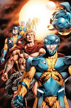 Valiant Comics May 2014 Covers and Solicitations - X-O Manowar