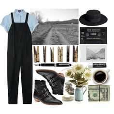 """Fire in the water : : Feist"" by hippierose on Polyvore"