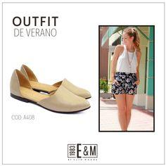 7f9beafd363 #zapatos #ballerinas #cuero #ByElioMoore. E&M BY ELIO MOORE · Colección  Primavera - Verano 2016