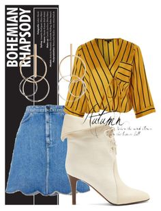 """""""🤩😎"""" by victoriareselli on Polyvore featuring diverse, Topshop, MANGO and Chloé"""
