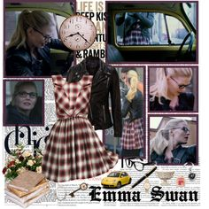Emma Swan- Of Once Upon A Time