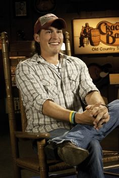 Here he is...My Fav Man....LOL...Country Singer Jason Michael Carroll