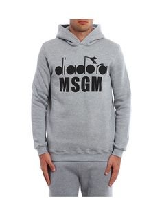 MSGM Msgm Felpa Diadora Msgm. #msgm #cloth #