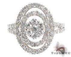 Idée et inspiration Bague Diamant :   Image   Description   diamond ring? yes please!